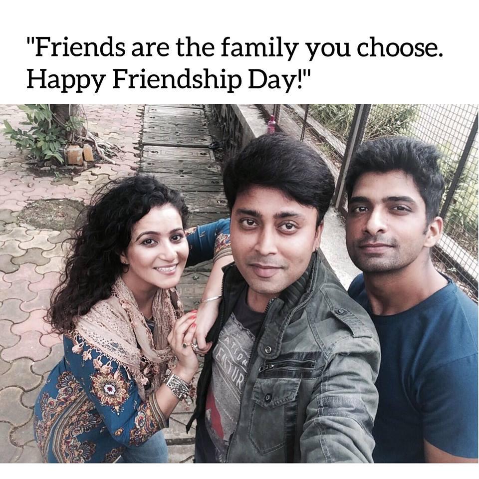 Rahul friends