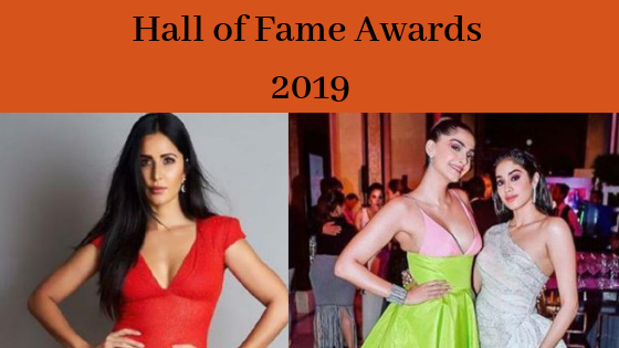 Hall of fame awards 2019