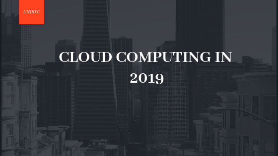 cloud computing in 2019