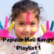 popular holi songs