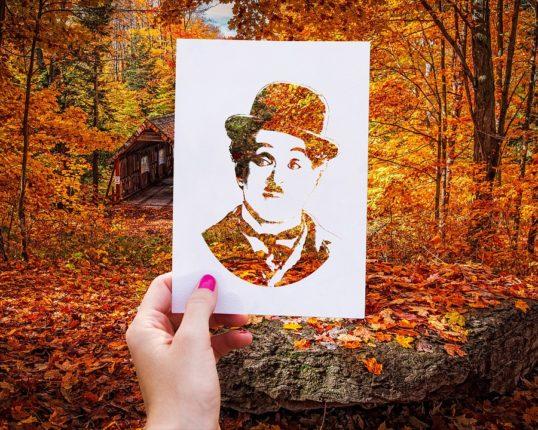 Charlie Chaplin's birthday
